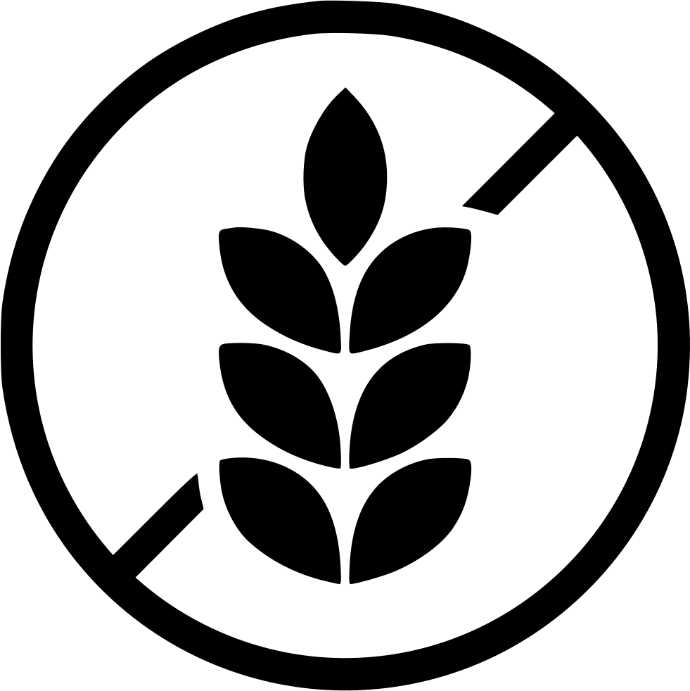 Image of Gluten Free Icon