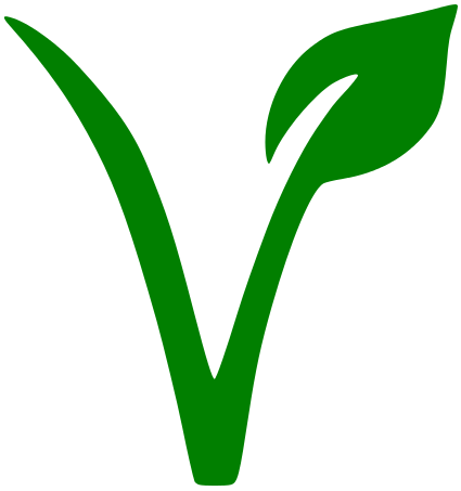 Image of Vegetarian Icon