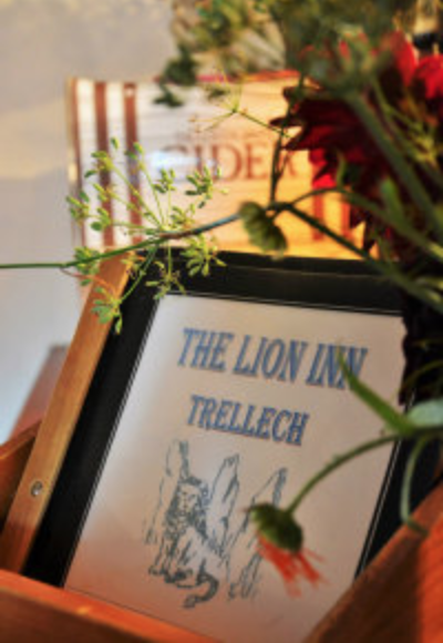 Image related to The Lion Inn Menu