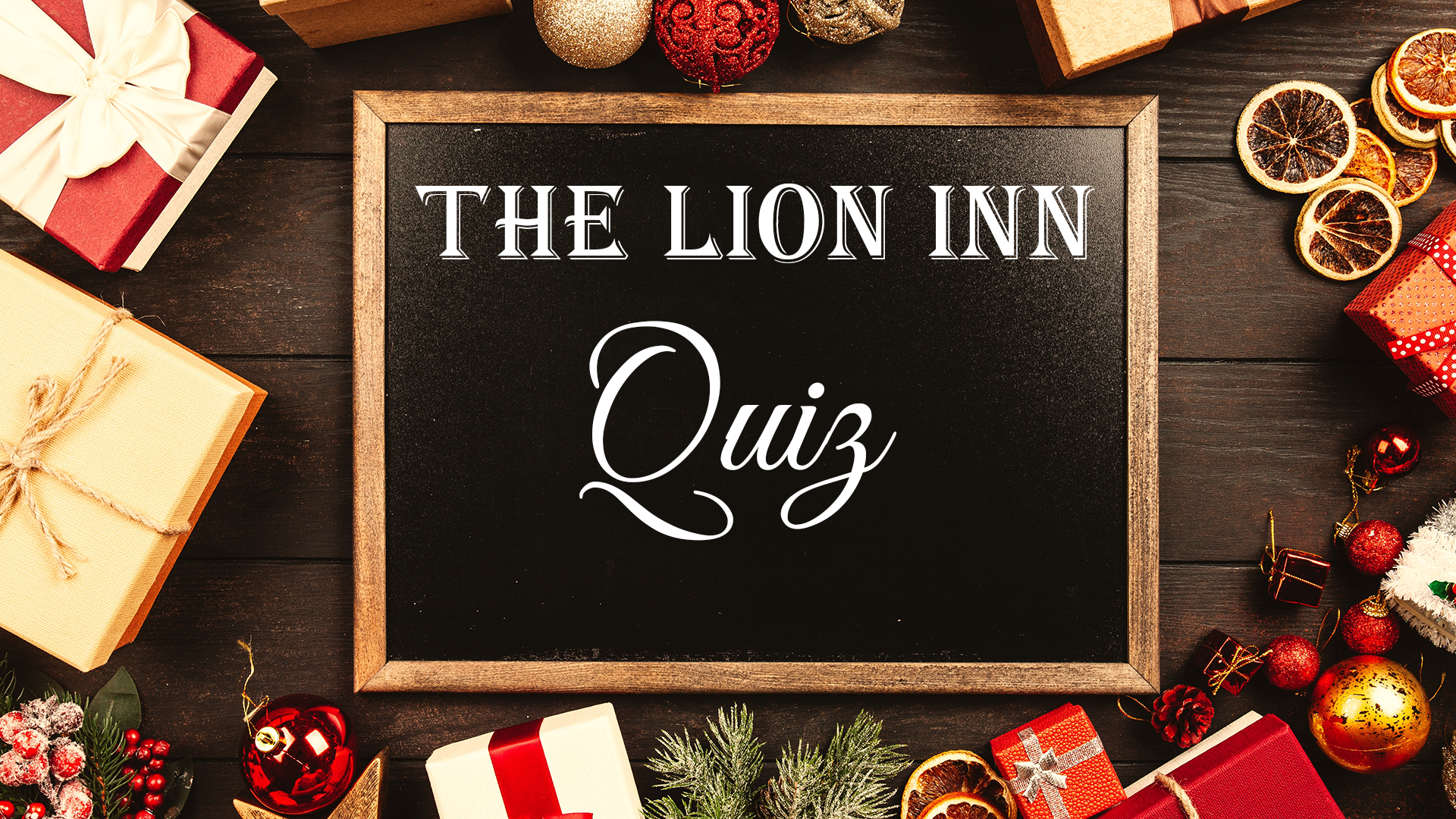 Annual Christmas Quiz & Round Up Of 2019